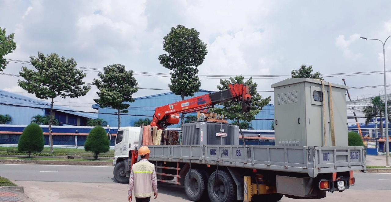 vietnam substation