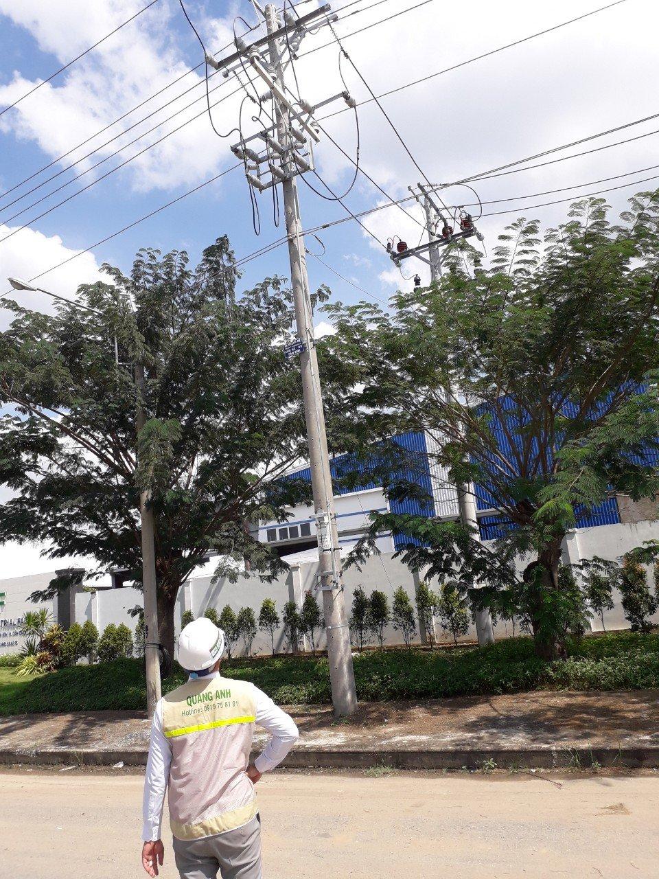 vietnam substation construction