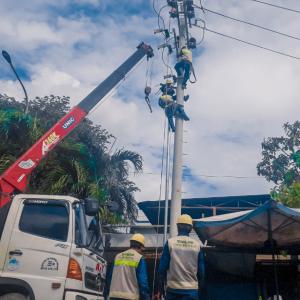 ngầm hóa lưới điện
